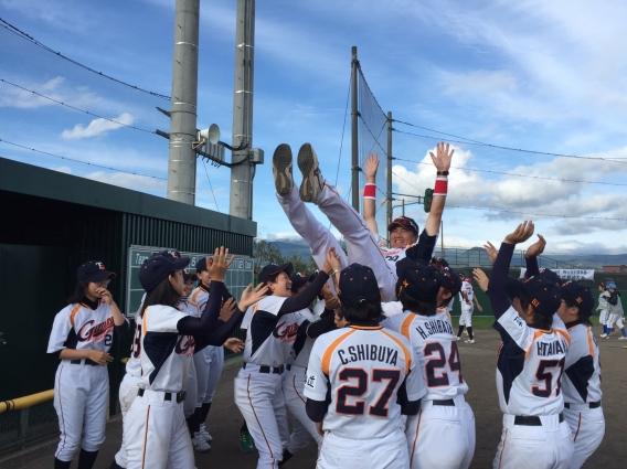 ecoaHOUSE神出設計旗争奪北海道女子軟式野球大会
